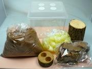 オオクワガタ飼育、産卵用品セットの販売